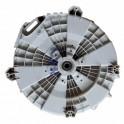 Задняя крышка бака для стиральной машины LG в сборе с подшипниками и сальником 3044ER0007 под прямой привод