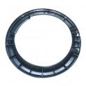Обрамление люка стиральной машины Атлант 771114101000 (синее),