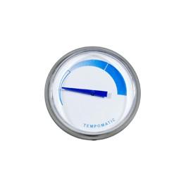 Термометр для бойлера круглый