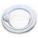 Люк в сборе (стекло люка в сборе с обрамлением) для стиральной машины Indesit (Индезит)