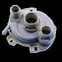 Корпус циркуляционного насоса посудомоечной машины Ariston C00041105