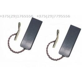Щетки угольно графитовые для стиральной машины 5x13.5x30, MONO с приварным контактиком
