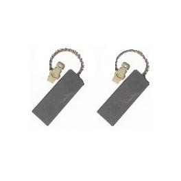 Щетки угольно графитовые для стиральной машины 5x12.5x30, MONO с приварным контактиком