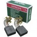 Щетки угольные RD (2 шт.) для Hitachi (999044) 7х17х17мм AUTOSTOP 404-105 HAMMER