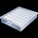 HEPA фильтр для пылесоса BOSCH, SIEMENS BBZ 151 HF, VZ 151 HFB/ hbs-02