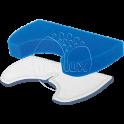 Фильтр поролоновый с сеткой пылесоса SAMSUNG SC4300 DJ97-00846/fsm04