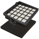 Набор фильтров защиты двигателя для пылесоса PHILIPS HPL-81