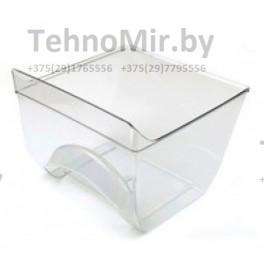 Ящик для фруктов 235x240x185мм для холодильника Атлант-Минск Задняя часть скошенная